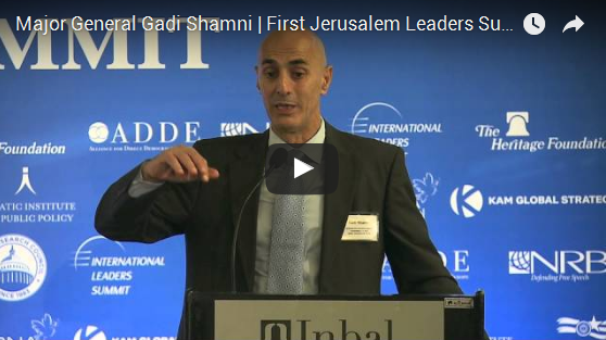 Jerusalem Leaders Summit